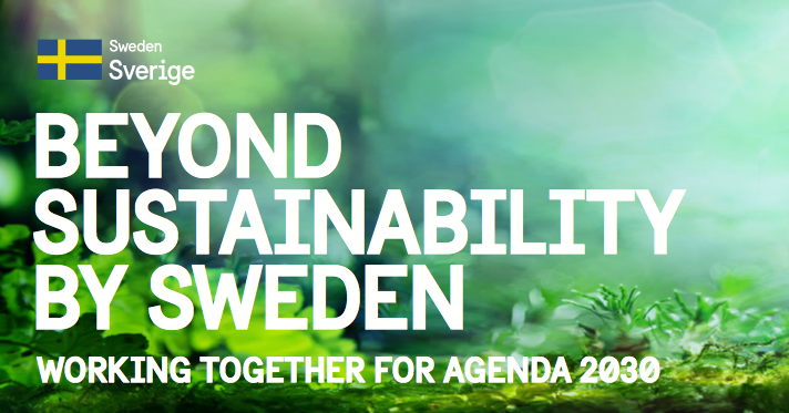 Beyond Sustainability by Sweden