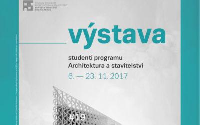 Výstava Studenti programu A+S