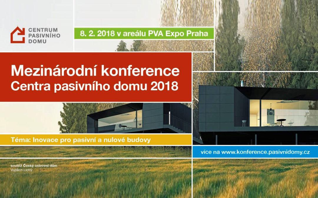 13. mezinárodní konference Centra pasivního domu