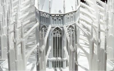 Výstava Doba Karla IV. v modelech