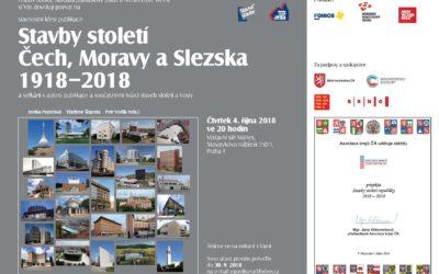 Stavby století Čech, Moravy a Slezska 1918-2018
