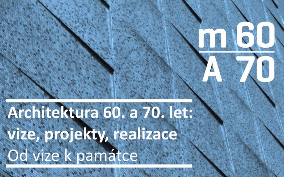 Workshop – Architektura 60. a 70. let